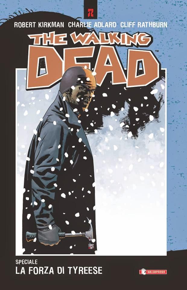 The Walking Dead (Speciale) - La forza di Tyreese