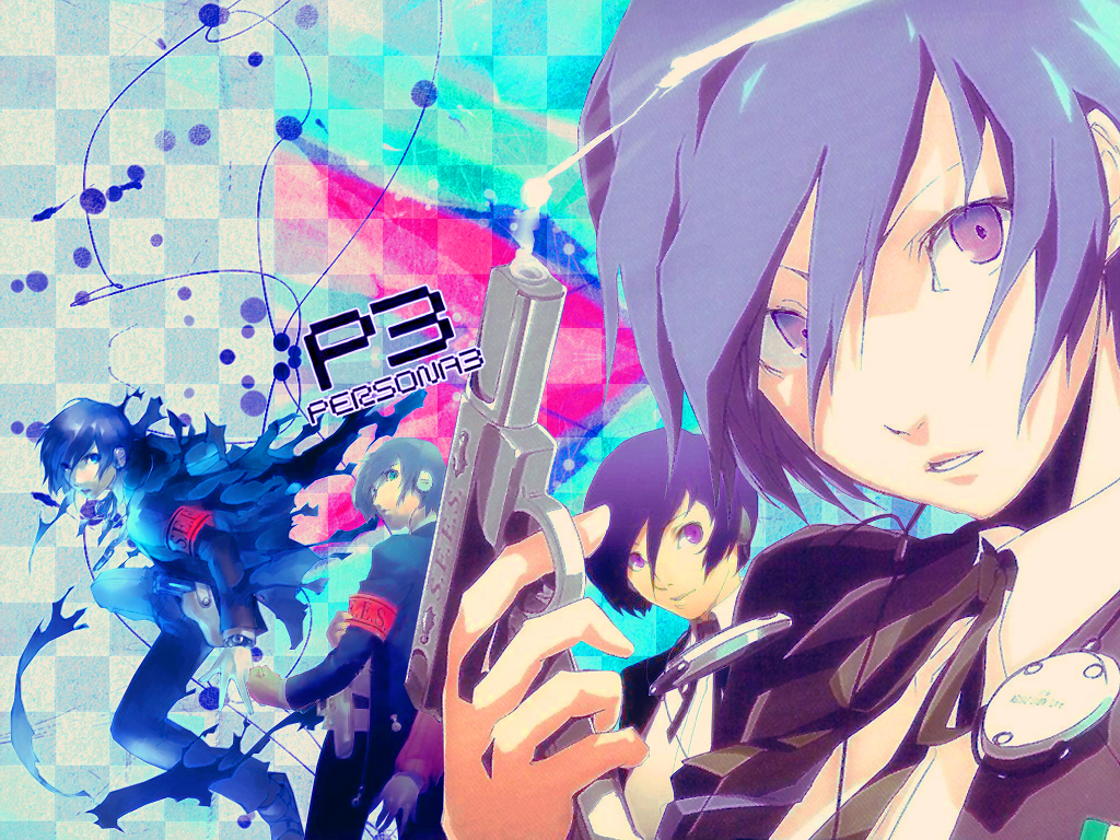 Persona 3 Theme For Psp Persona 3 Portable Psp Theme