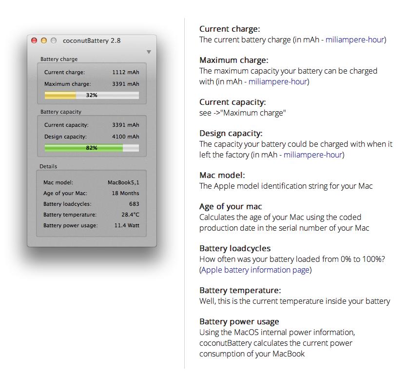 Mengetahui Perihal Cycle dan perawatan Battery MacBook