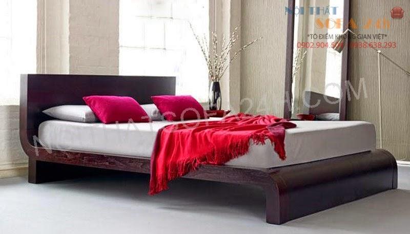 Giường ngủ GN089