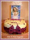 Bolo de Aniversário Violetta