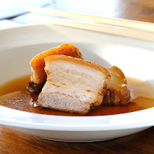 Asian Style Braised Pork Belly