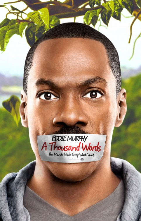 eddie murphy a thousand words teaser trailer