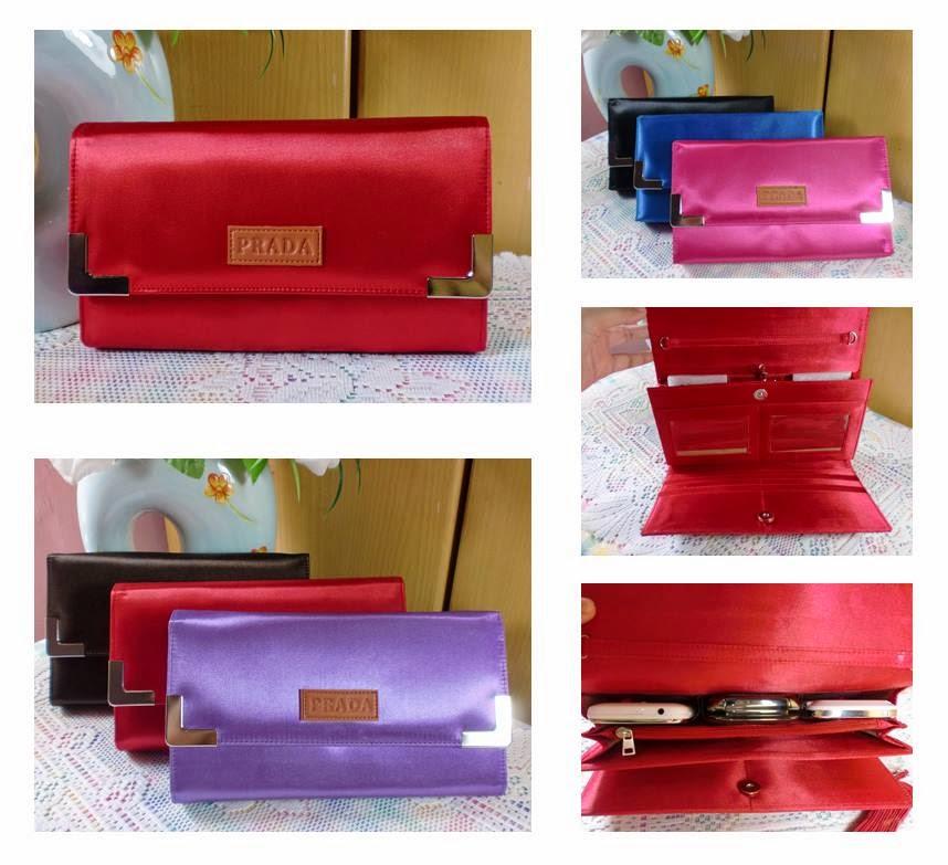 Model dompet kulit asli wanita terbaru
