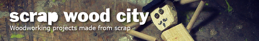 scrap wood city
