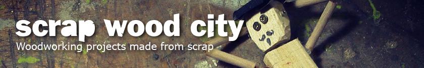 scrap wood city
