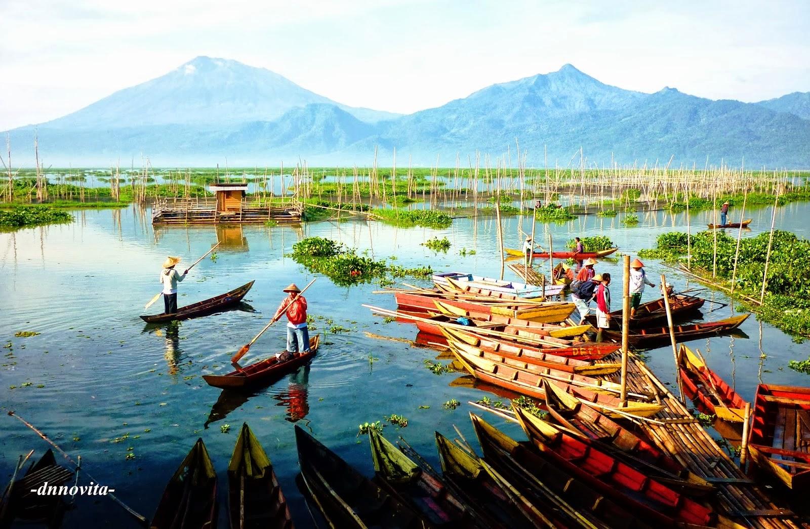 Materi Siswa Sekolah: Legenda Rawa Pening Basa Jawa