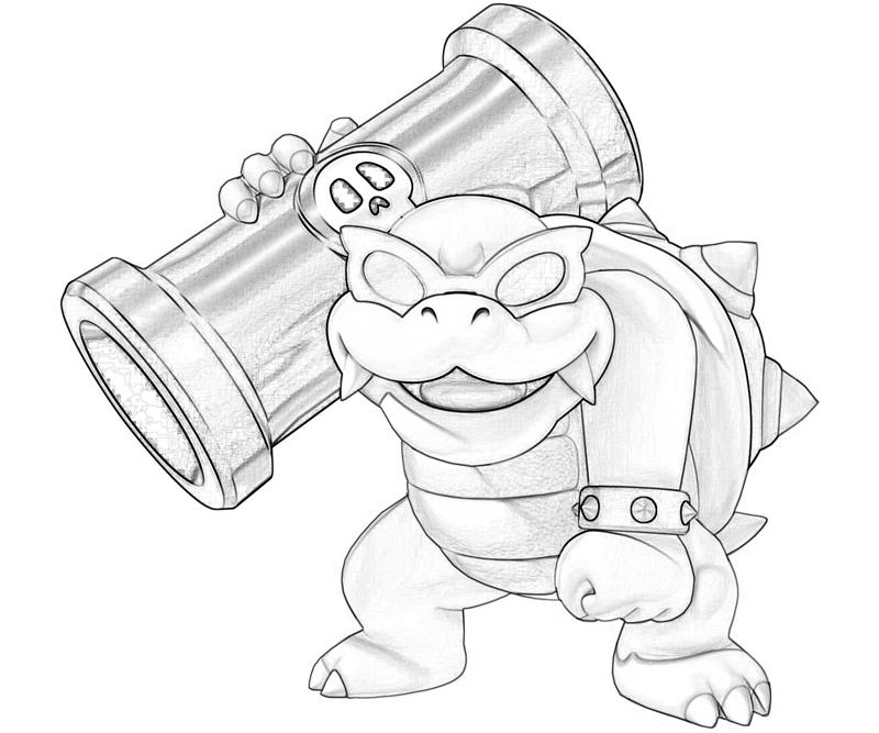 printable-roy-koopa-staff_coloring-pages-3
