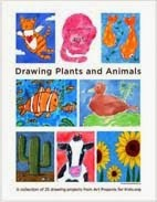 Drawing Plants, Animals eBook $5