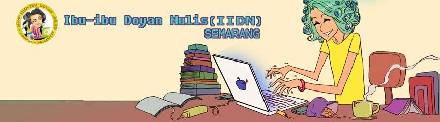 Ibu-Ibu Doyan Nulis (IIDN) Semarang