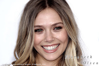elizabeth olsen hot sweet new poster wallpaper beauty by macemewallpaper.blogspot.com