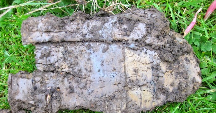 Roger brook the no dig gardener understanding clay soil for Soil particles definition