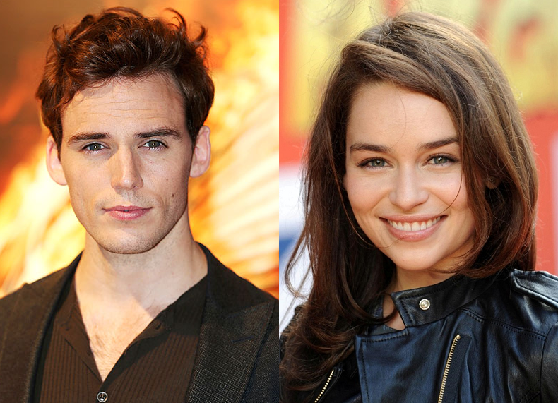 Sam Claflin Emilia Clarke Me Before You