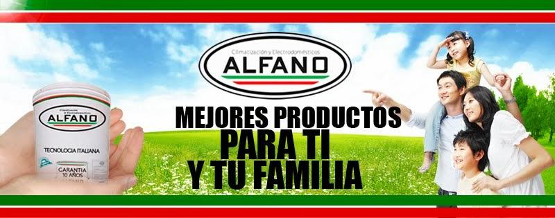 Termas, Estufas en Lima Alfano