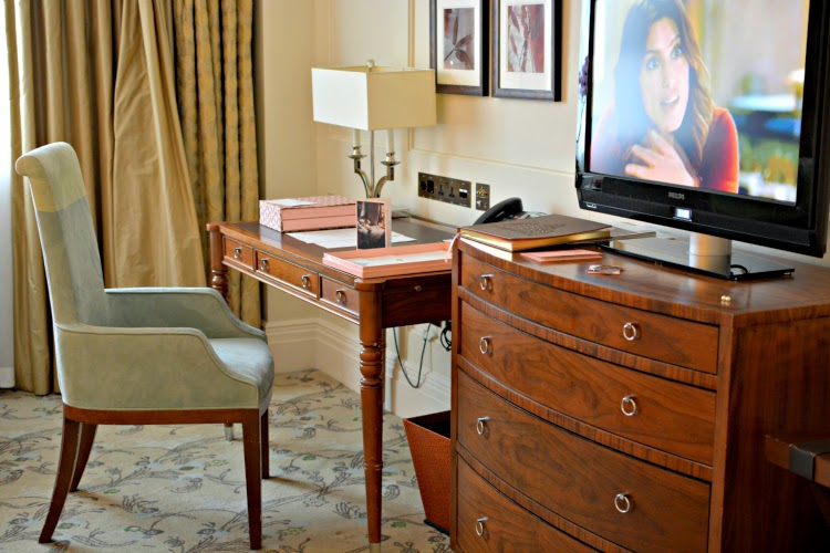 Langham Hotel Deluxe Room