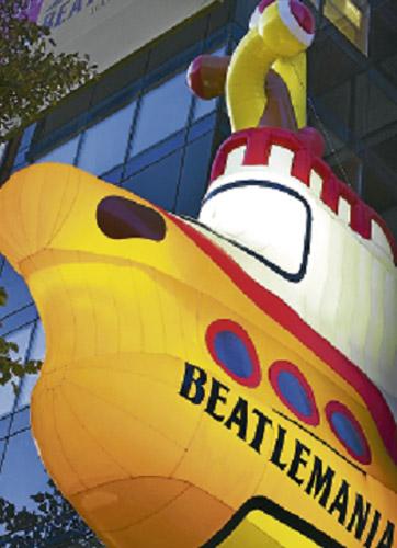 MUZIUM Beatlemania yang pernah menjadi lokasi Beatles membuat persembahan pada 1960-an.