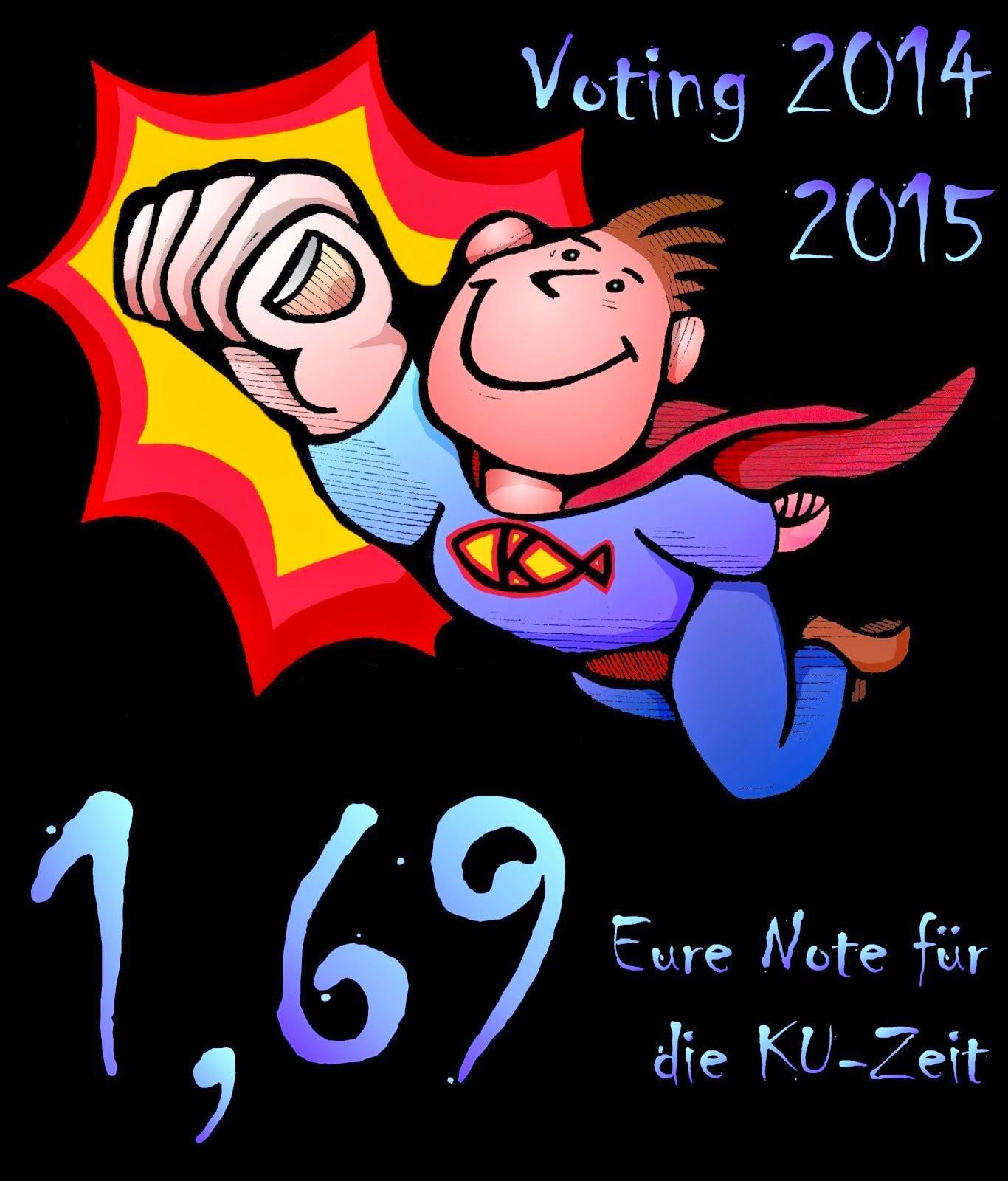 KU-Voting 2014/15