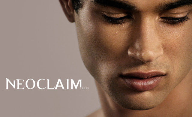 Neoclaim - Harry Roselmack - Cosmetiques Peaux Denses Noires et Metisses