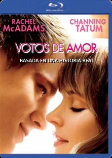 Carátula Votos de amor película HD 720p latino e ingles