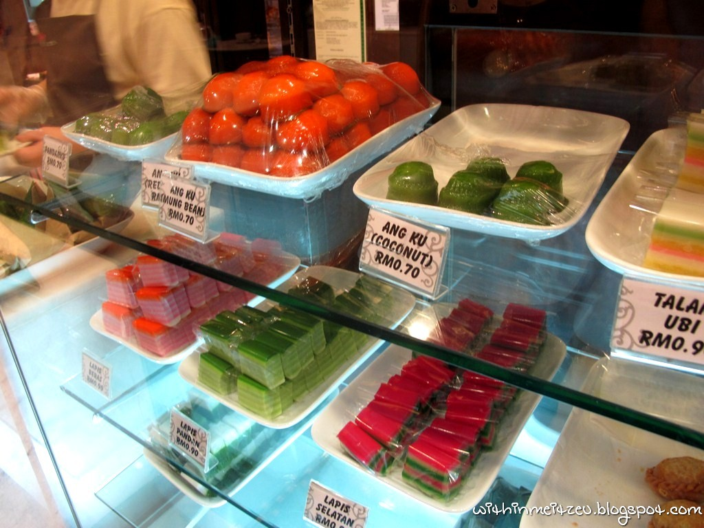 Taste Of Unexpected Nyonya Colors At The Gardens Mid