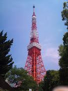 東京タワーに来るのは23年ぶり 時が経つのはおそろしい、ですね。
