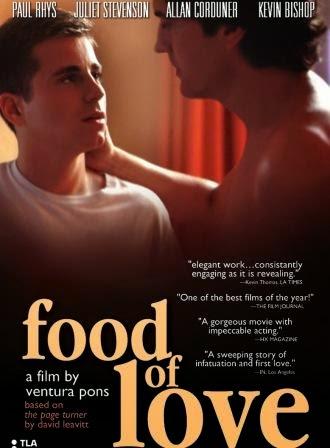 Manjar de amor, film