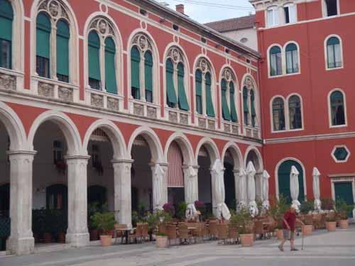 Dalmatian Coast Croatia Hotels Dalmatian Coast Croatia