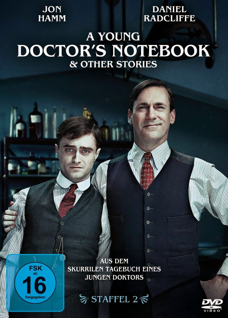 A Young Doctors Notebook – Todas as Temporadas Dublado / Legendado (2012)