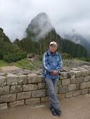El imponente Huayna Picchu