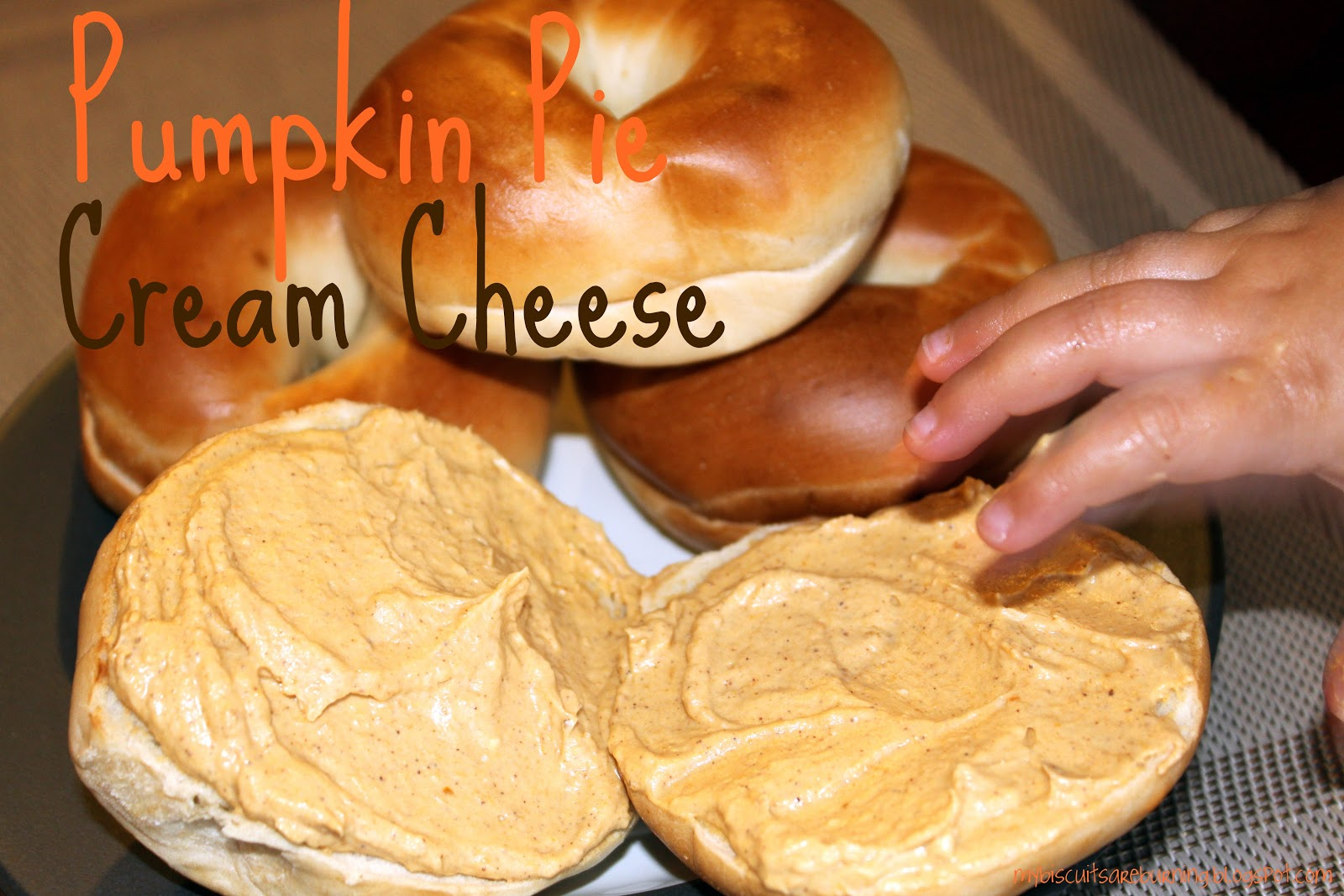 Pumpkin Pie Cream Cheese