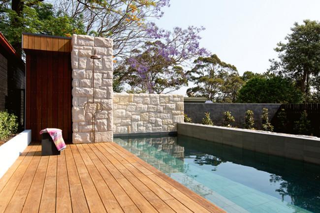 Boiserie c piscine 44 idee per ispirarsi for Piscine fuori terra piccole dimensioni