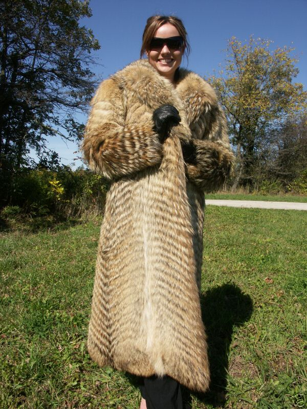 Dating a fur coat
