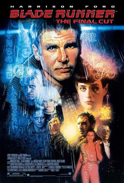 Blade Runner (1982) หนังก่อนเวลา ออกฉายครั้งแรกในปี 1982
