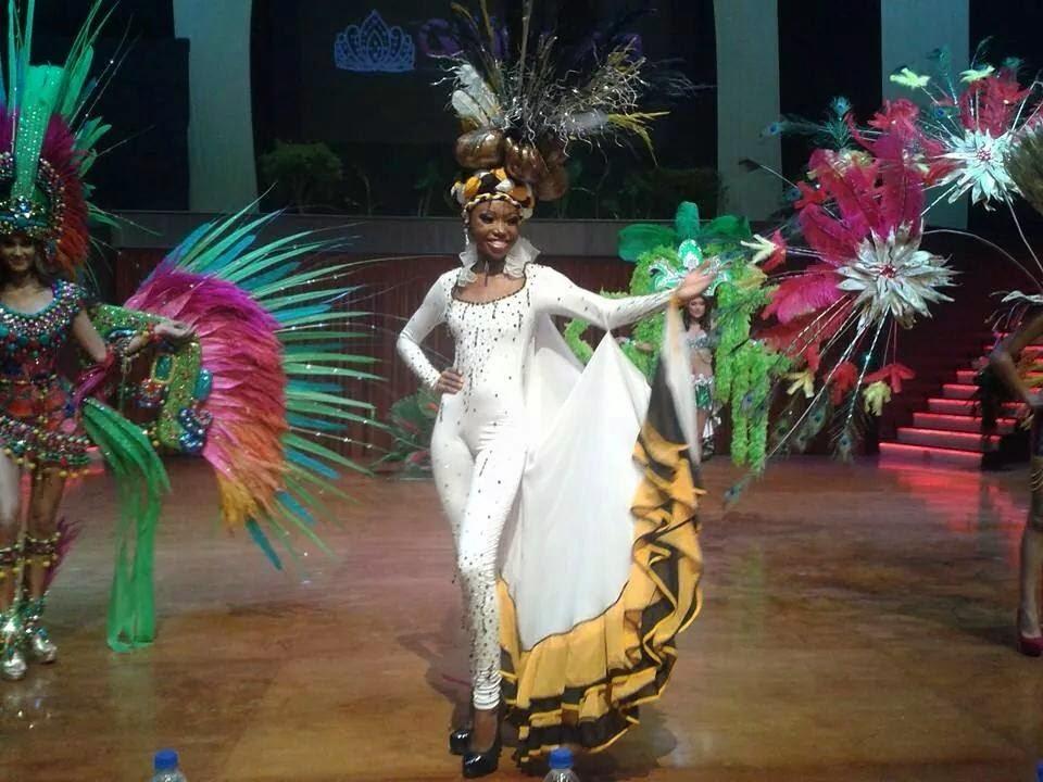 Miss Universe 2013 national costumes: North & Latin
