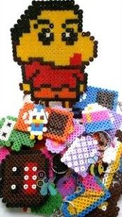 PiXXie (Pyssla beads)