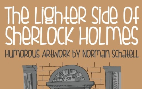 Norm Schatell's opus magnum on Sherlock Holmes cartoons