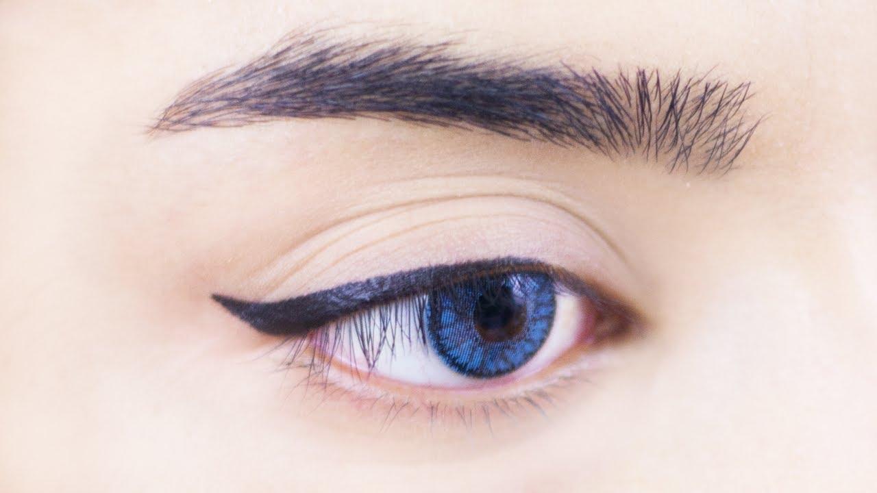 Düşük Göz Kapağı MakyajıÖnerileri