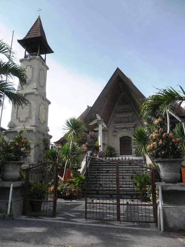 Gereja Kristen Protestan di Bali