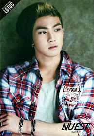 Kang Dongho (Baekho)