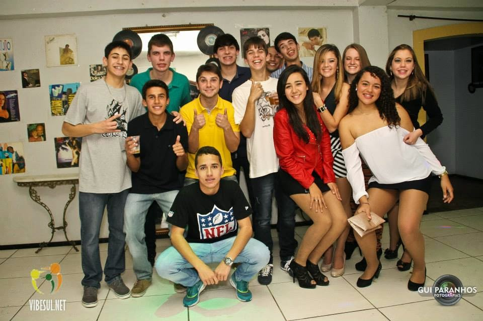Fotos Baile dos Pais 2014 - Geração 80 no Clube Sócrates