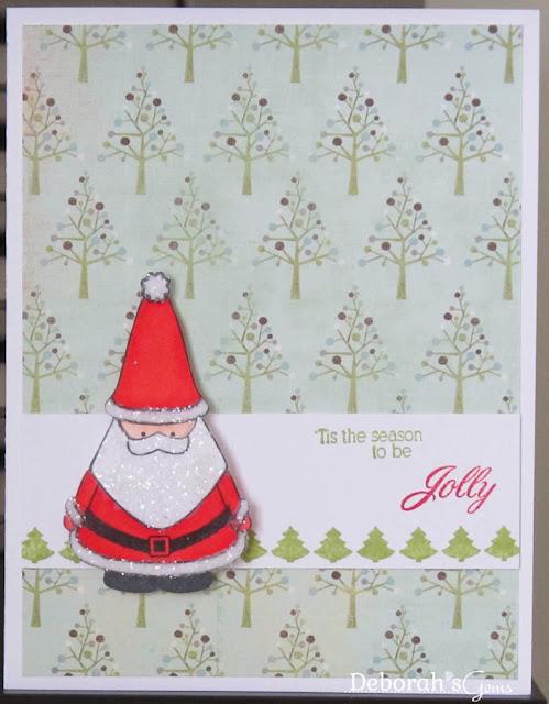 Ben's Card - photo by Deborah Frings - Deborah's Gems
