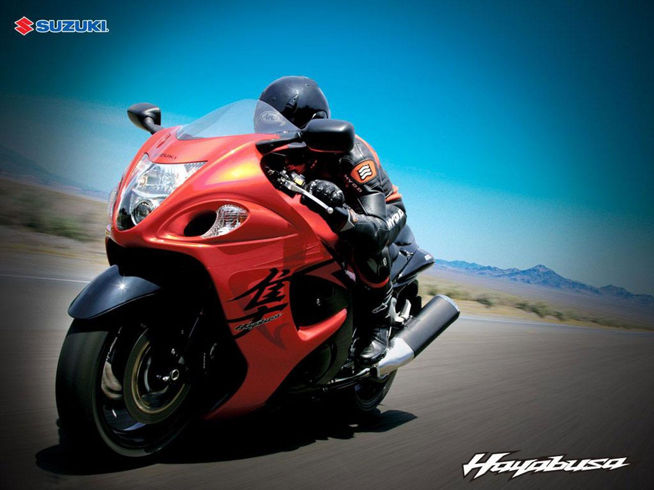 Suzuki Heavy Bikes