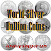 How many countries have silver bullion coin
