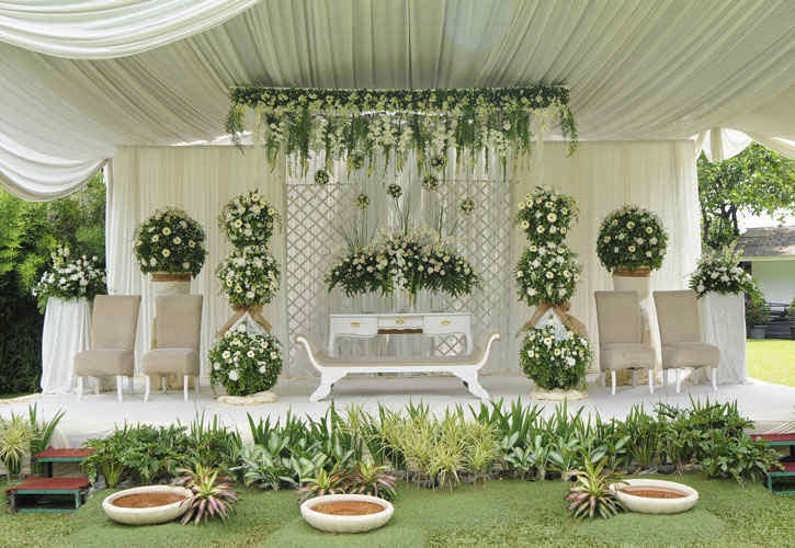 Sewa Tenda Wedding di Jogja