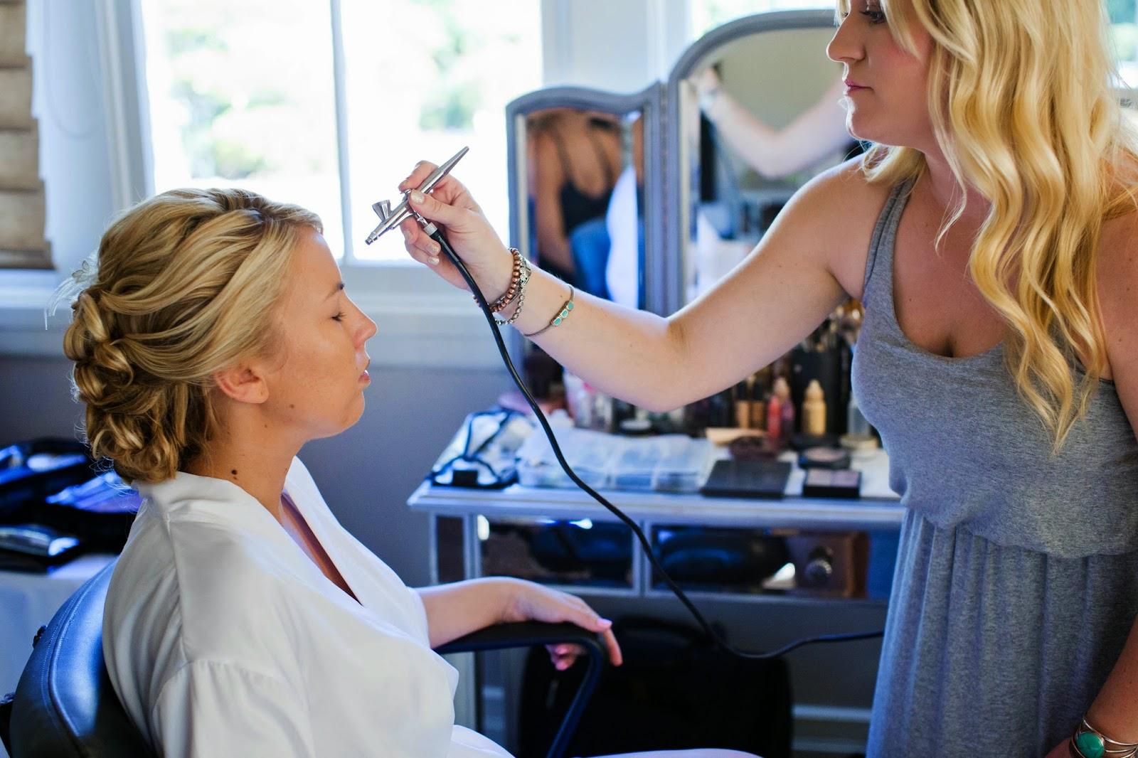 Sacramento airbrush makeup artist Christi Reynolds Beauty