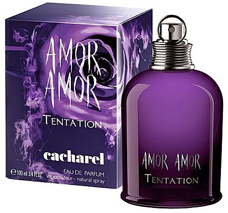 CACHAREL - AMOR AMOR TENTATION