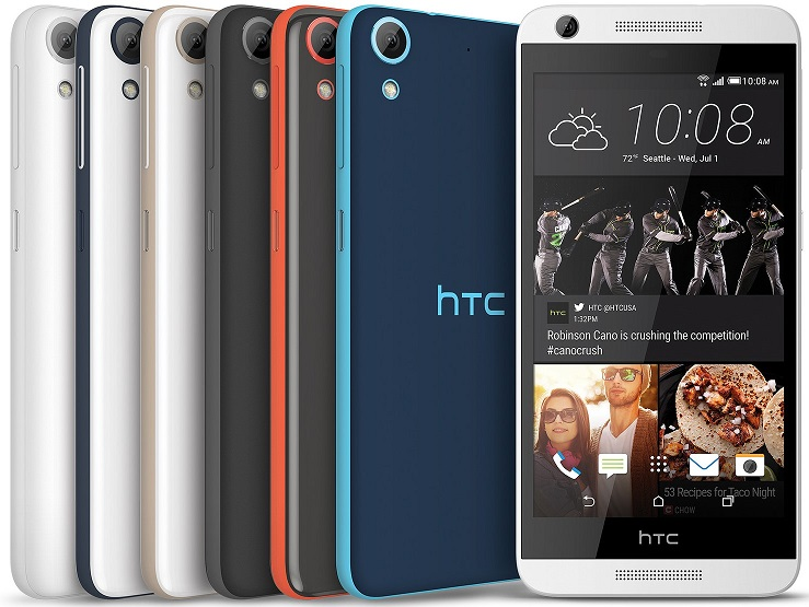 HTC Desire 626 US Edition