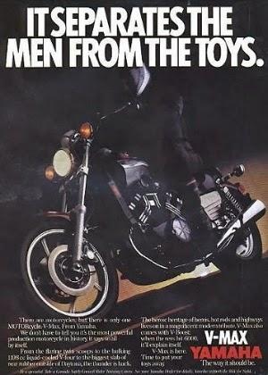 encarte de propaganda da yamaha vmax de 1985 1424473177805 300x420%2B(1) - Yamaha VMax chega aos 30 anos com força e estilo de muscle car