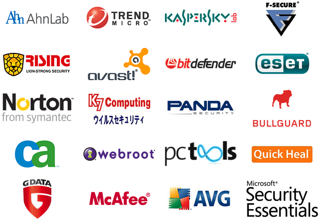 antivirus companies