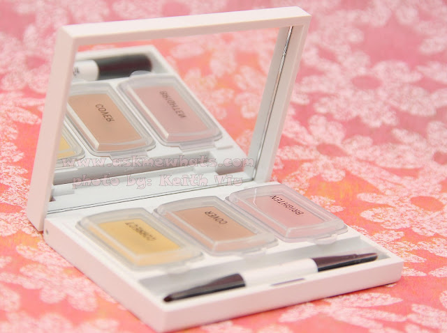 A photo of Benefit Perk Up Artist Custom Complexion Correctors